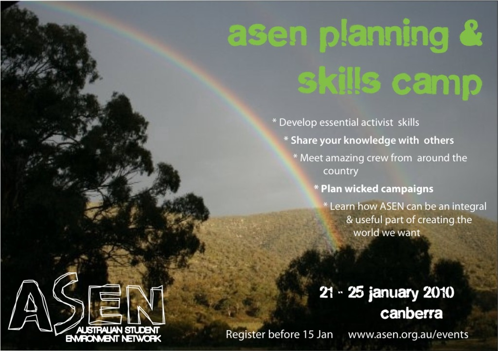 ASEN Training Camp 2010