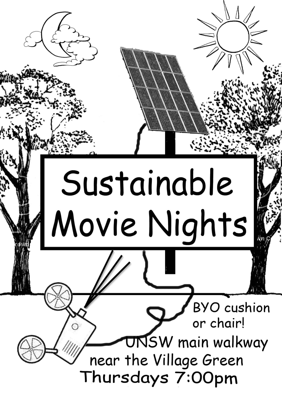 outdoor free cinema