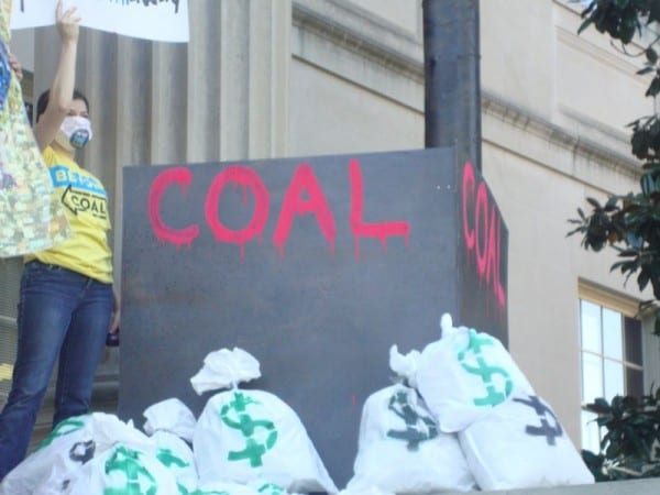 The Geographic Frontline of the Climate Movement