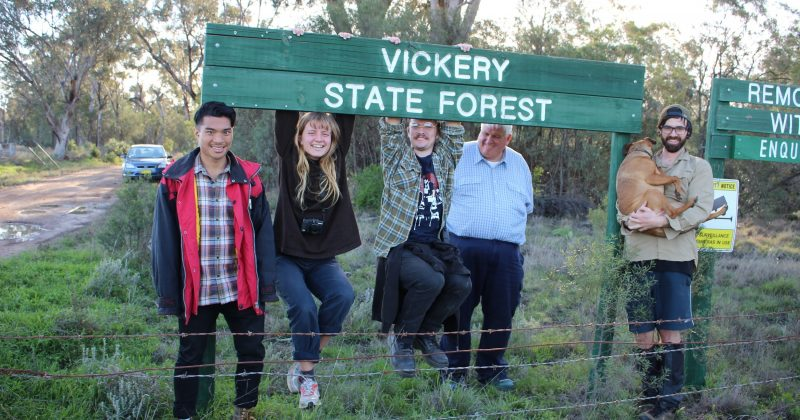 Citizen Science at Vickery Forest
